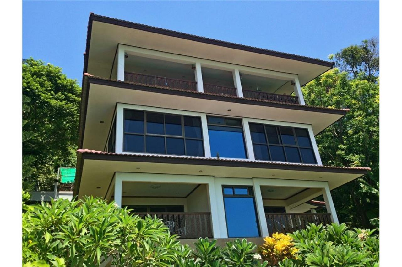 RE/MAX Island Real Estate Agency's Sea View House in BangPor, Koh Samui 3