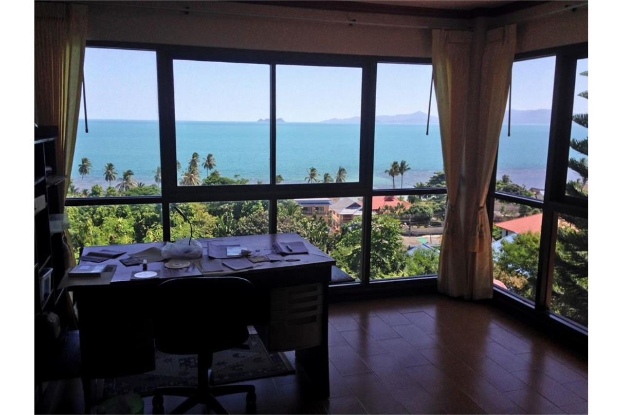 RE/MAX Island Real Estate Agency's Sea View House in BangPor, Koh Samui 15