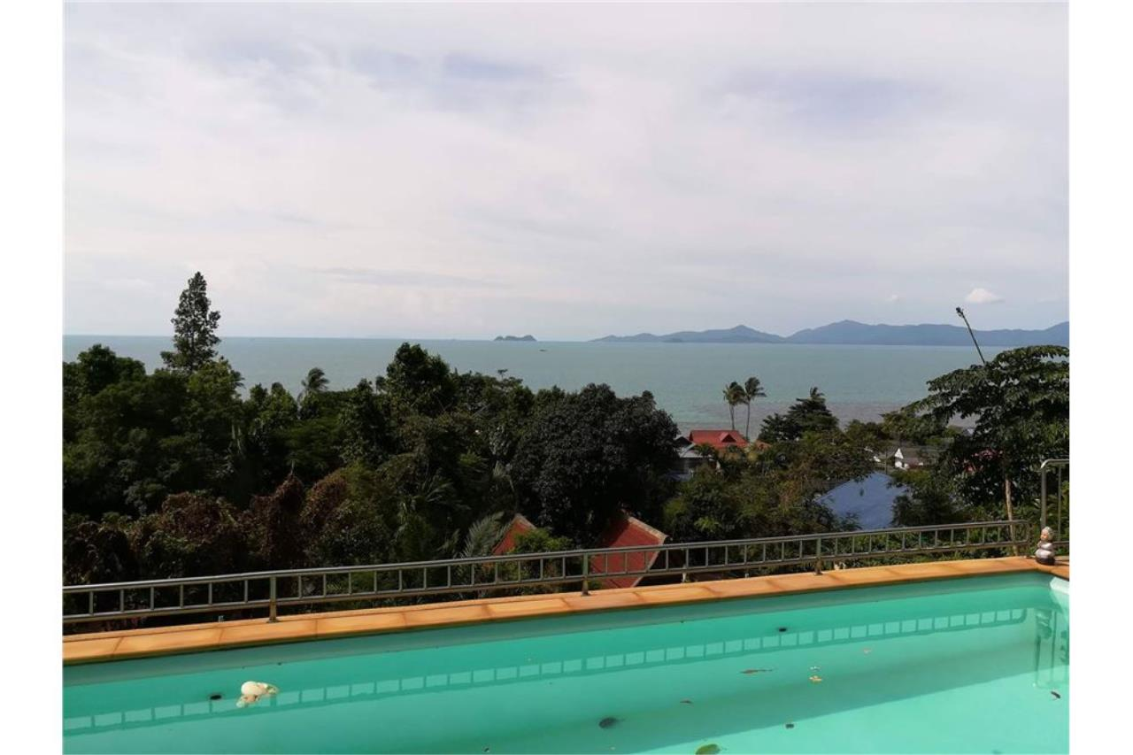 RE/MAX Island Real Estate Agency's Sea View House in BangPor, Koh Samui 12