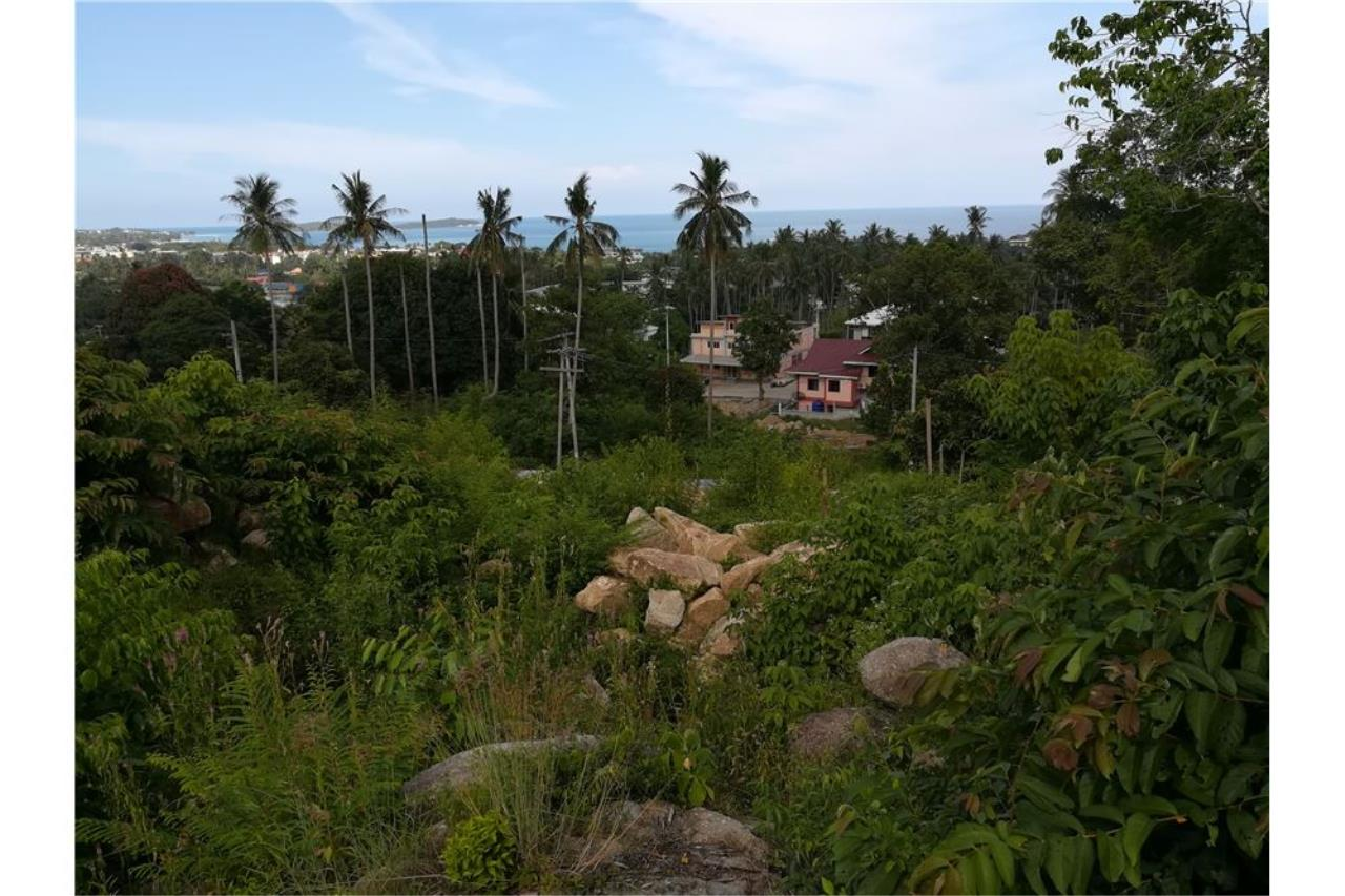 RE/MAX Island Real Estate Agency's Stunning Seaview Land Plots in East Koh Samui 3