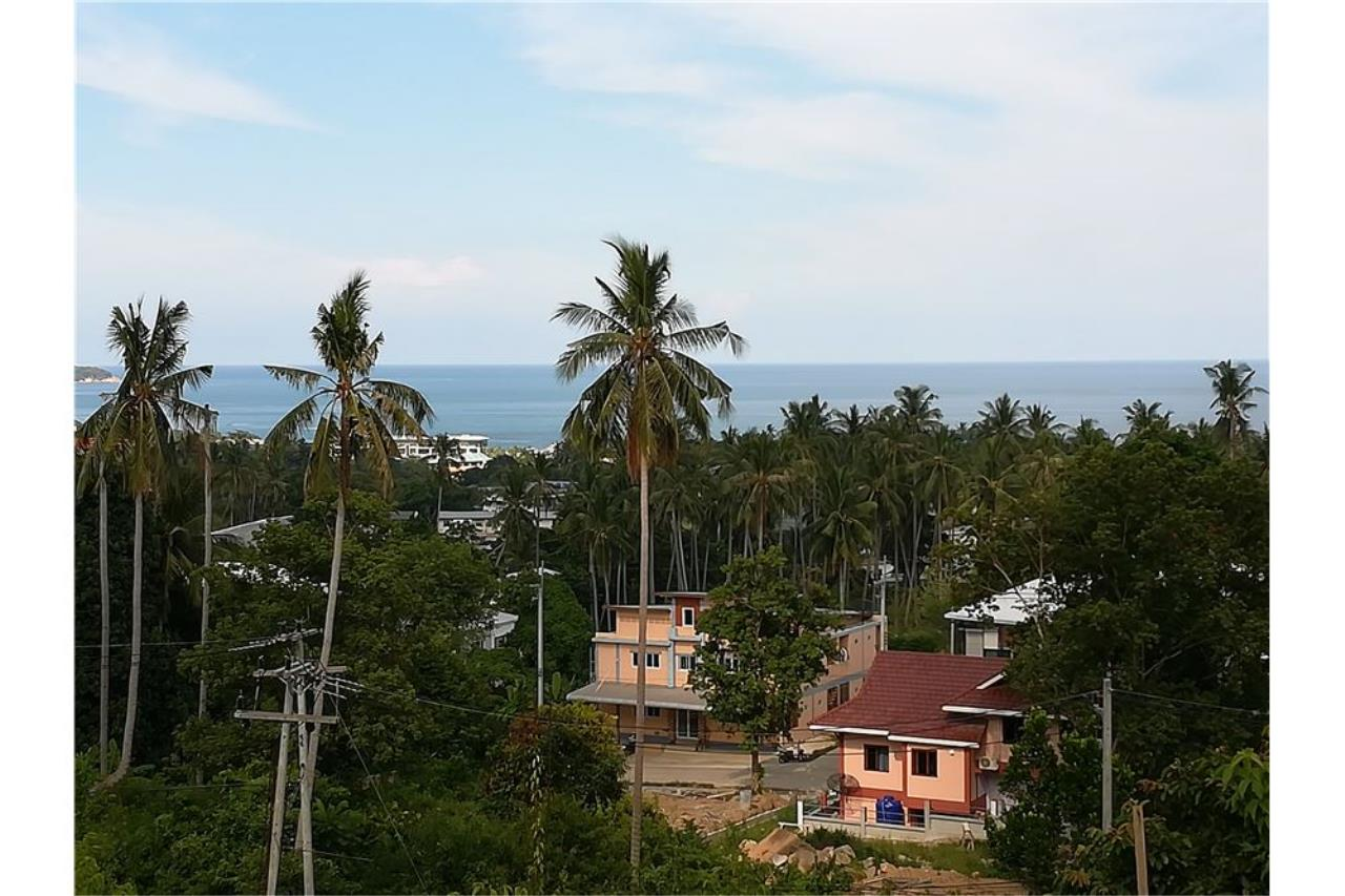 RE/MAX Island Real Estate Agency's Stunning Seaview Land Plots in East Koh Samui 2