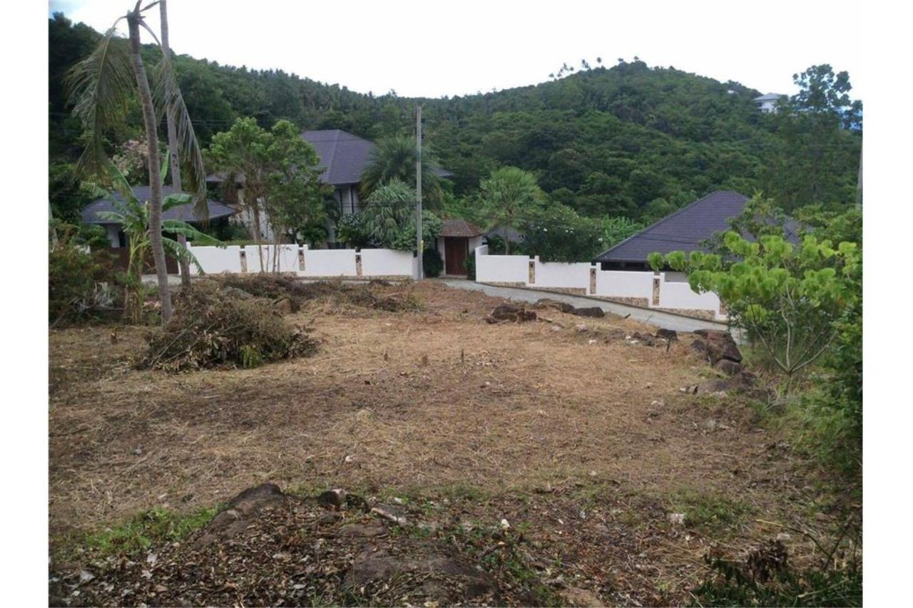 RE/MAX Island Real Estate Agency's Seaview Plot in an Exclusive Area, Bophut Hill 5