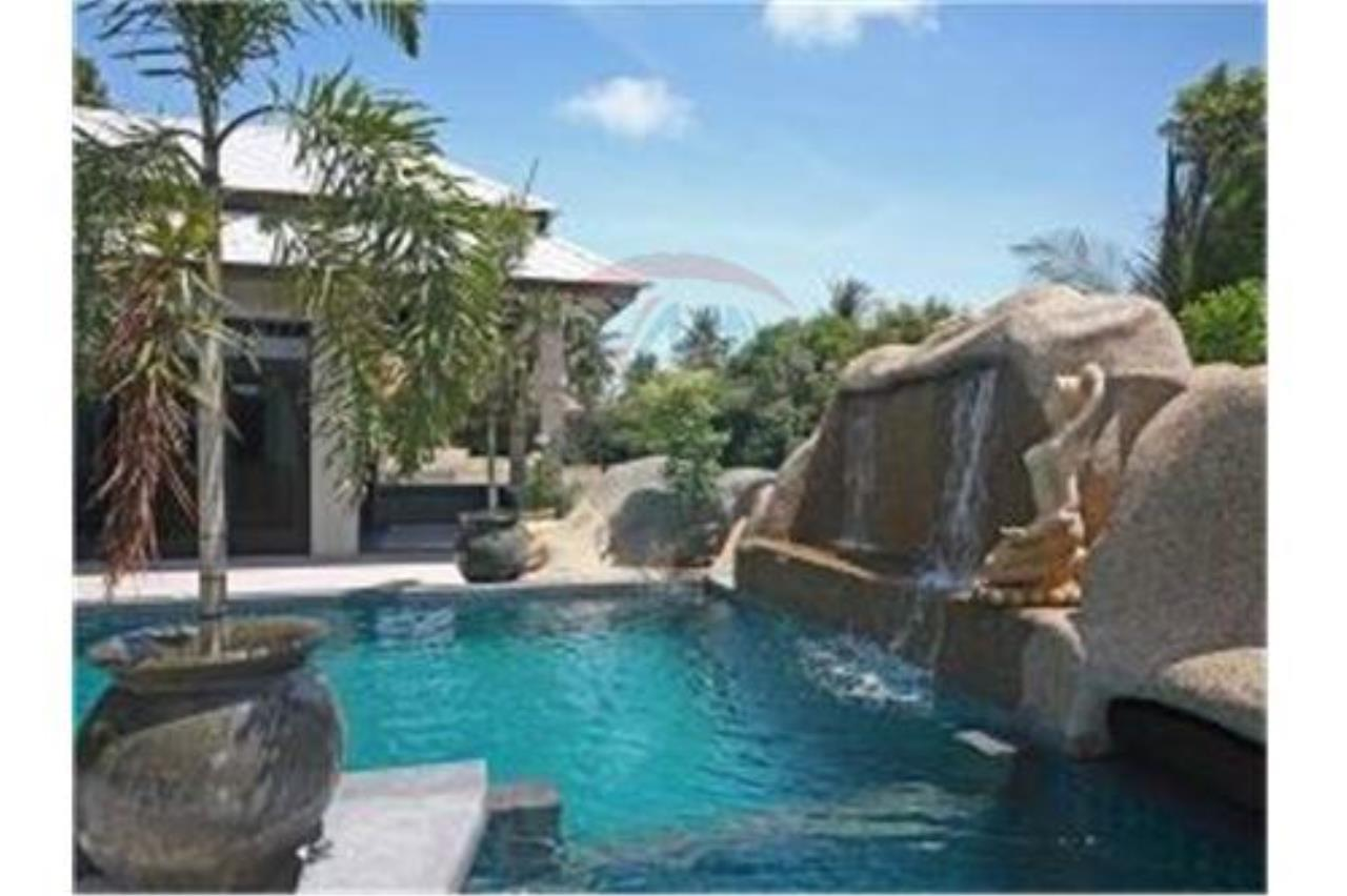 RE/MAX Island Real Estate Agency's BEAUTIFULL 4 BEDROOM VILLA FOR SALE IN BOPHUT 17