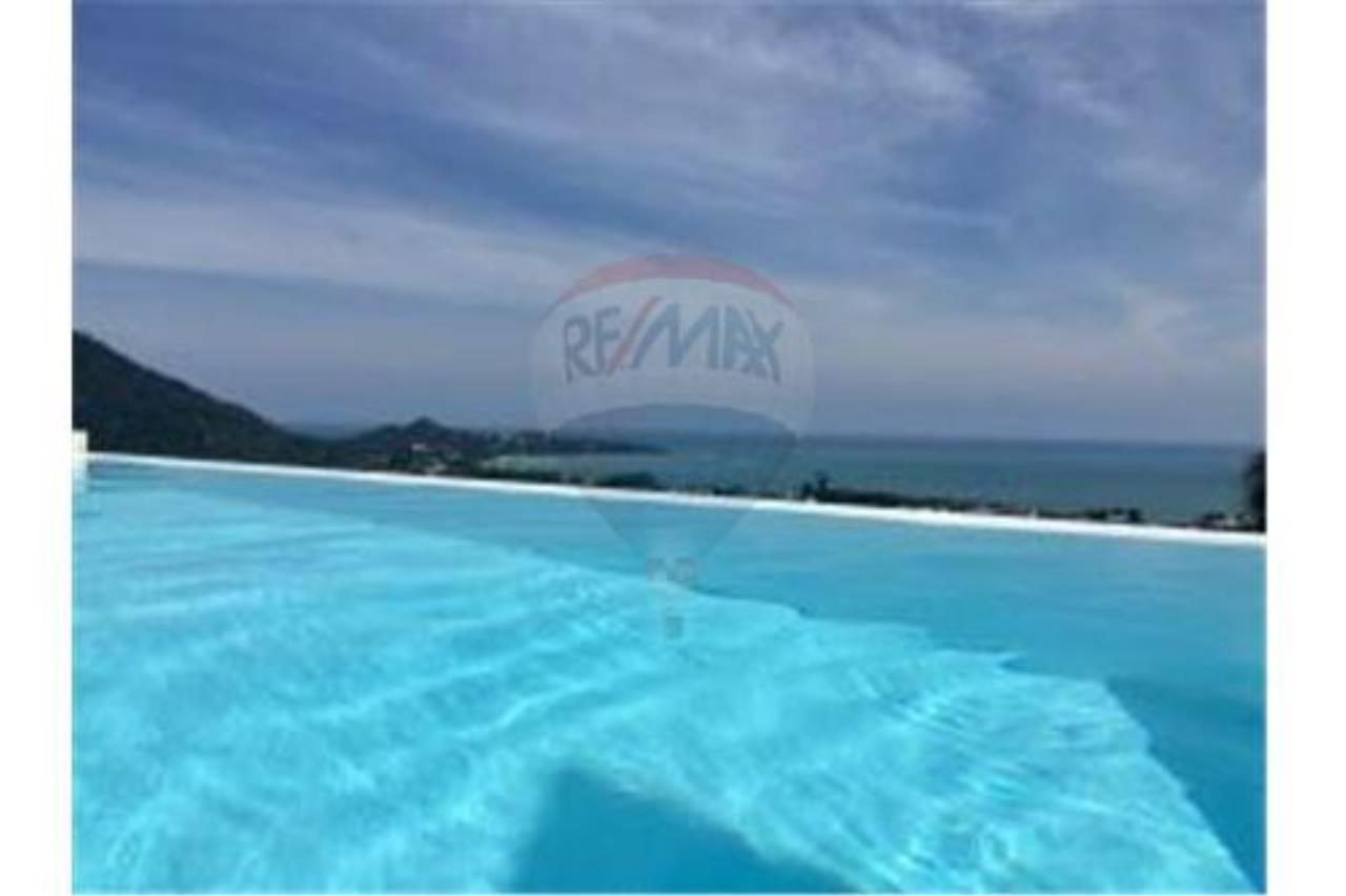 RE/MAX Island Real Estate Agency's 4 BEDROOM SEA VIEW VILLA FOR SALE IN LAMAI 2