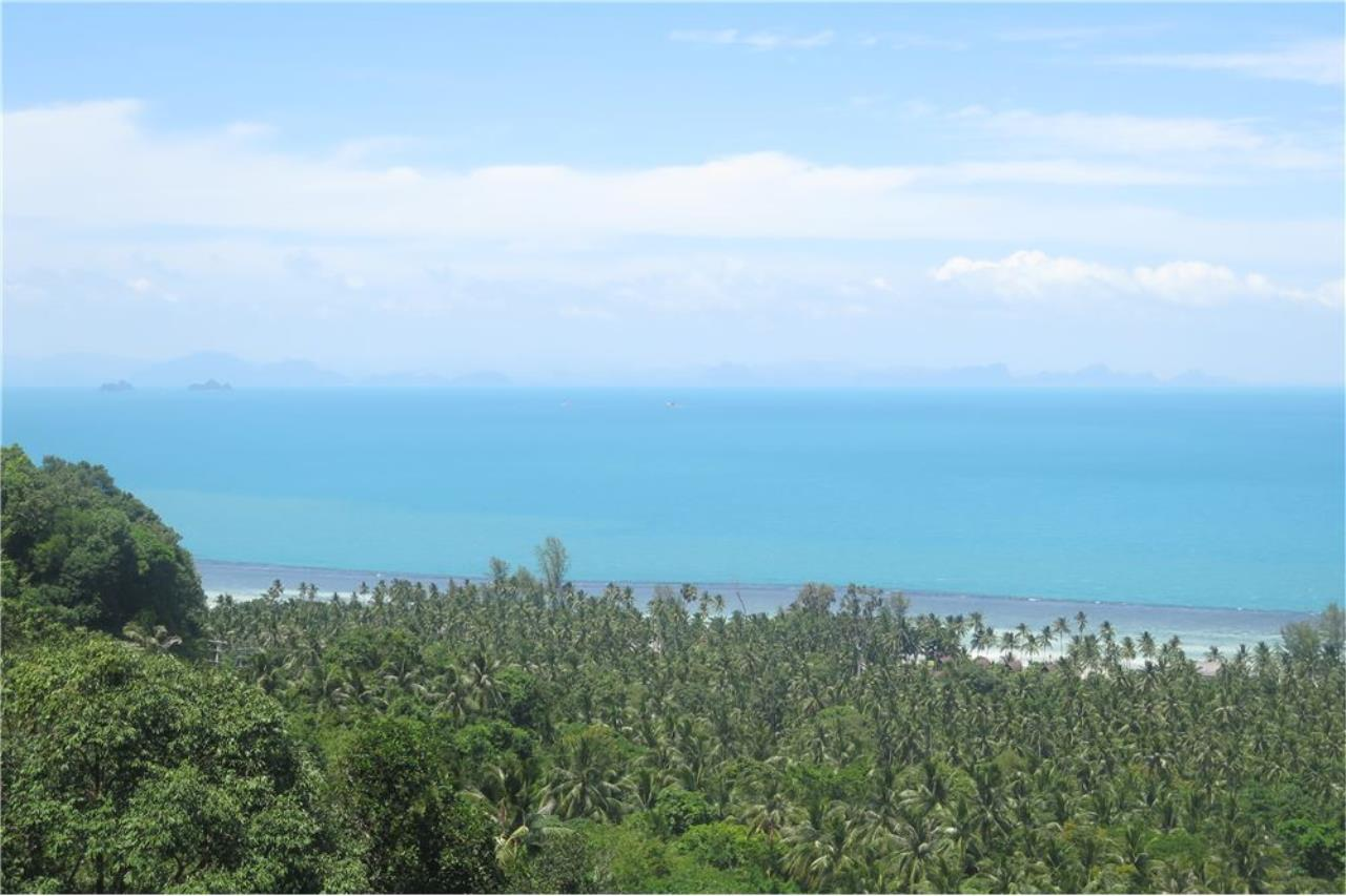 RE/MAX Island Real Estate Agency's Panoramic ocean view land for sale in Nathon 5