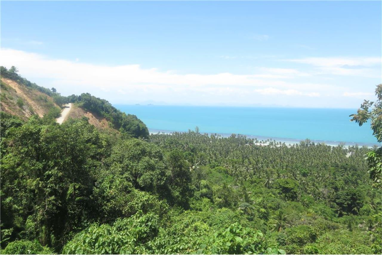 RE/MAX Island Real Estate Agency's Panoramic ocean view land for sale in Nathon 2