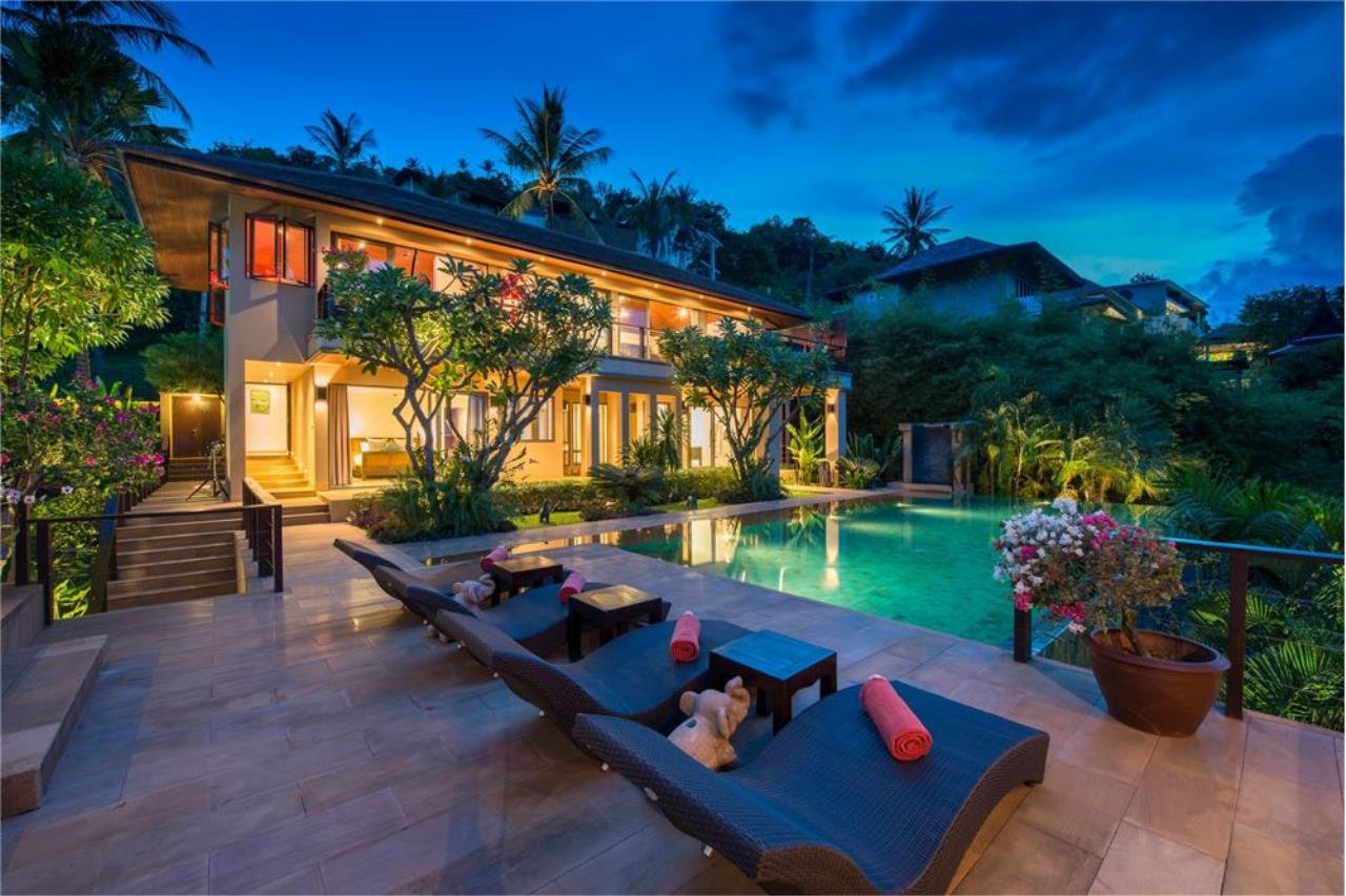 RE/MAX Island Real Estate Agency's Totally renovated villa for sale in Bophut 2