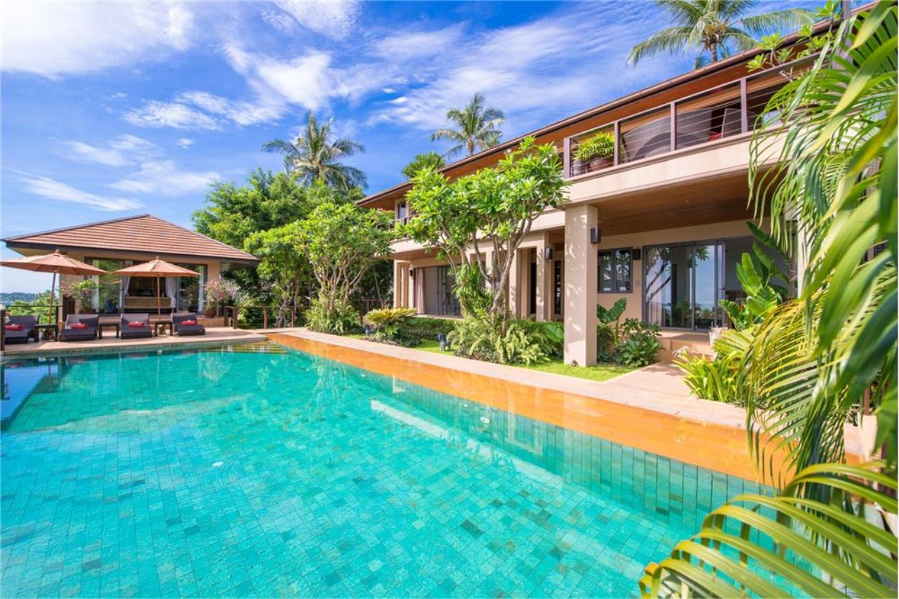 RE/MAX Island Real Estate Agency's Totally renovated villa for sale in Bophut 1