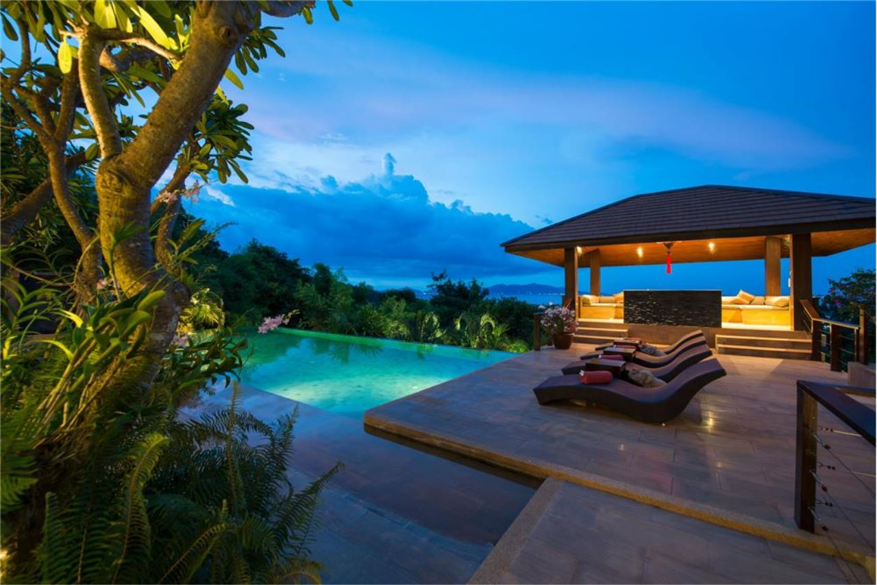 RE/MAX Island Real Estate Agency's Totally renovated villa for sale in Bophut 4
