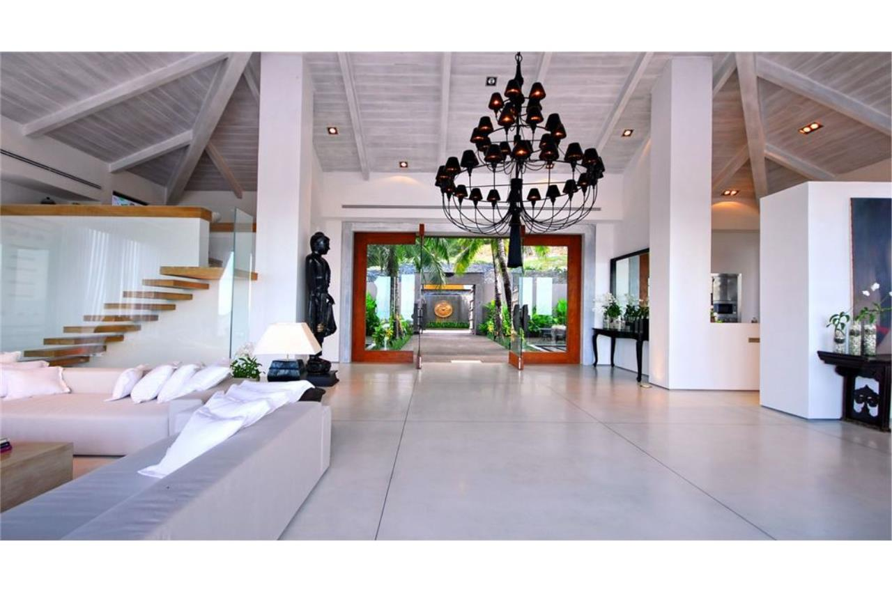RE/MAX Island Real Estate Agency's 180 degrees  oceanview villa for sale in Plai Laem 23