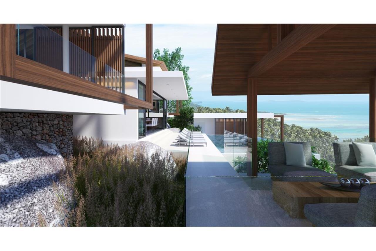 RE/MAX Island Real Estate Agency's 3 Bedroom Villa for sale in Lamai 5