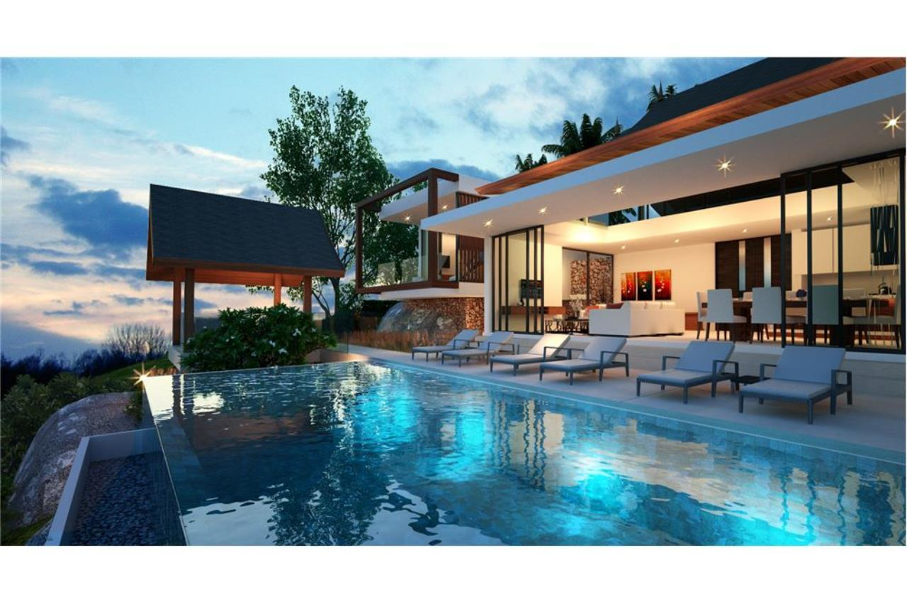RE/MAX Island Real Estate Agency's 3 Bedroom Villa for sale in Lamai 2