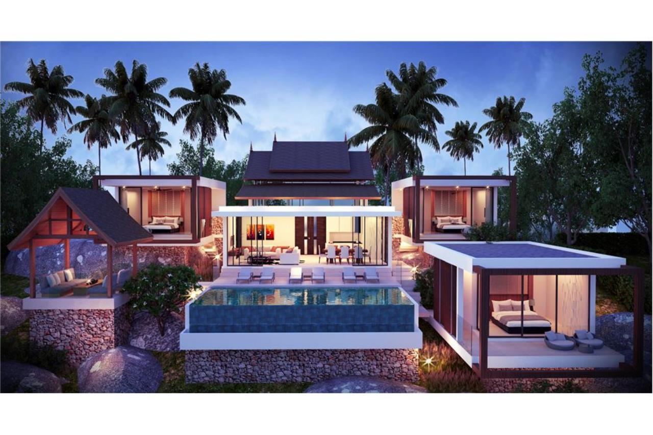 RE/MAX Island Real Estate Agency's 3 Bedroom Villa for sale in Lamai 1