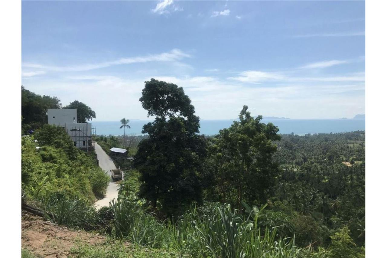 RE/MAX Island Real Estate Agency's Amazing sea view land for sale in Taling ngam 2
