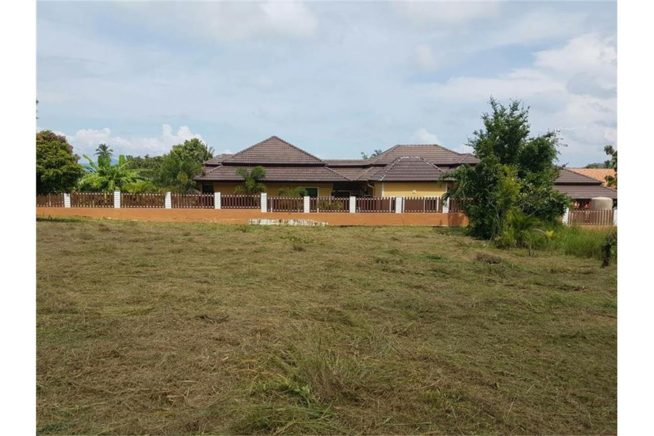 RE/MAX Island Real Estate Agency's Beautiful land close to the beach for sale in Bang 1