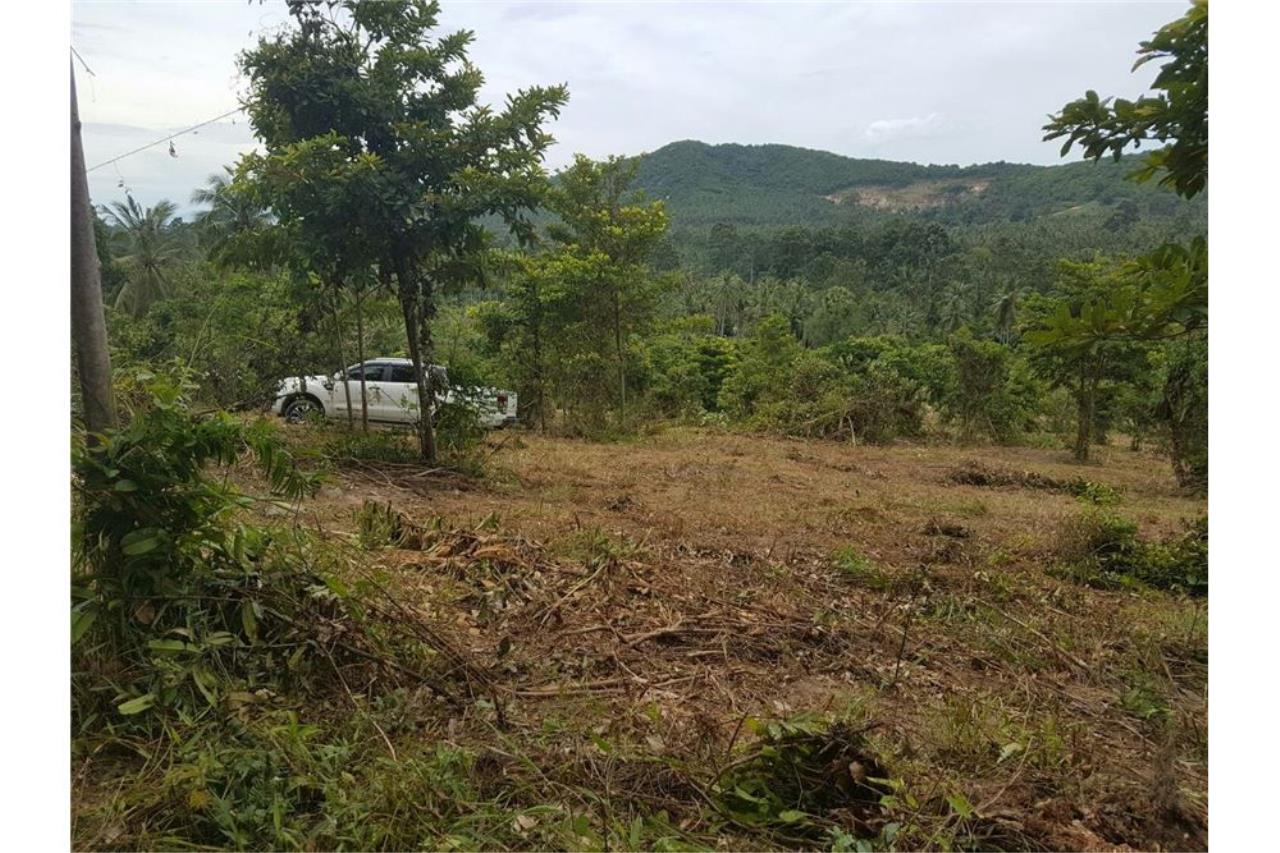 RE/MAX Island Real Estate Agency's Land for sale in Mae Nam, Koh Samui 5