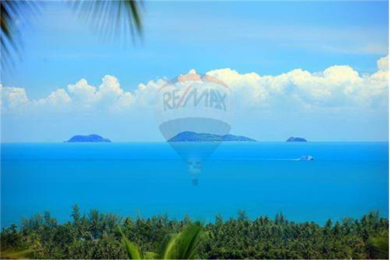 RE/MAX Island Real Estate Agency's Beautiful land for sale in Lipa Noi 6
