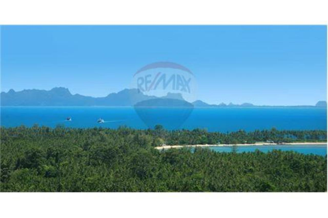 RE/MAX Island Real Estate Agency's Beautiful land for sale in Lipa Noi 4