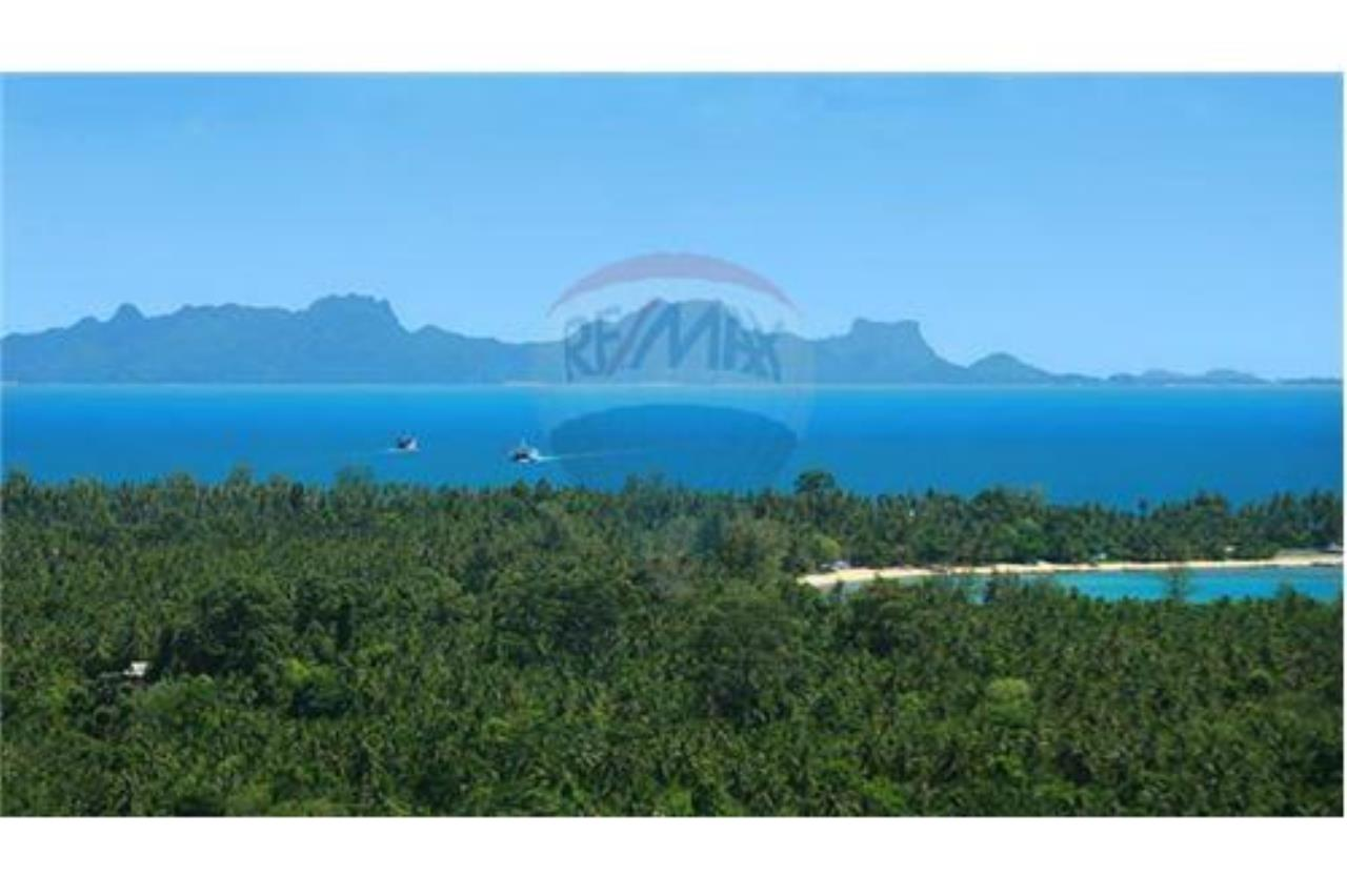 RE/MAX Island Real Estate Agency's Beautiful land for sale in Lipa Noi 1