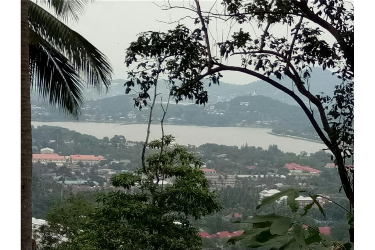 RE/MAX Island Real Estate Agency's Beautiful sea view land for sale in Chaweng 2