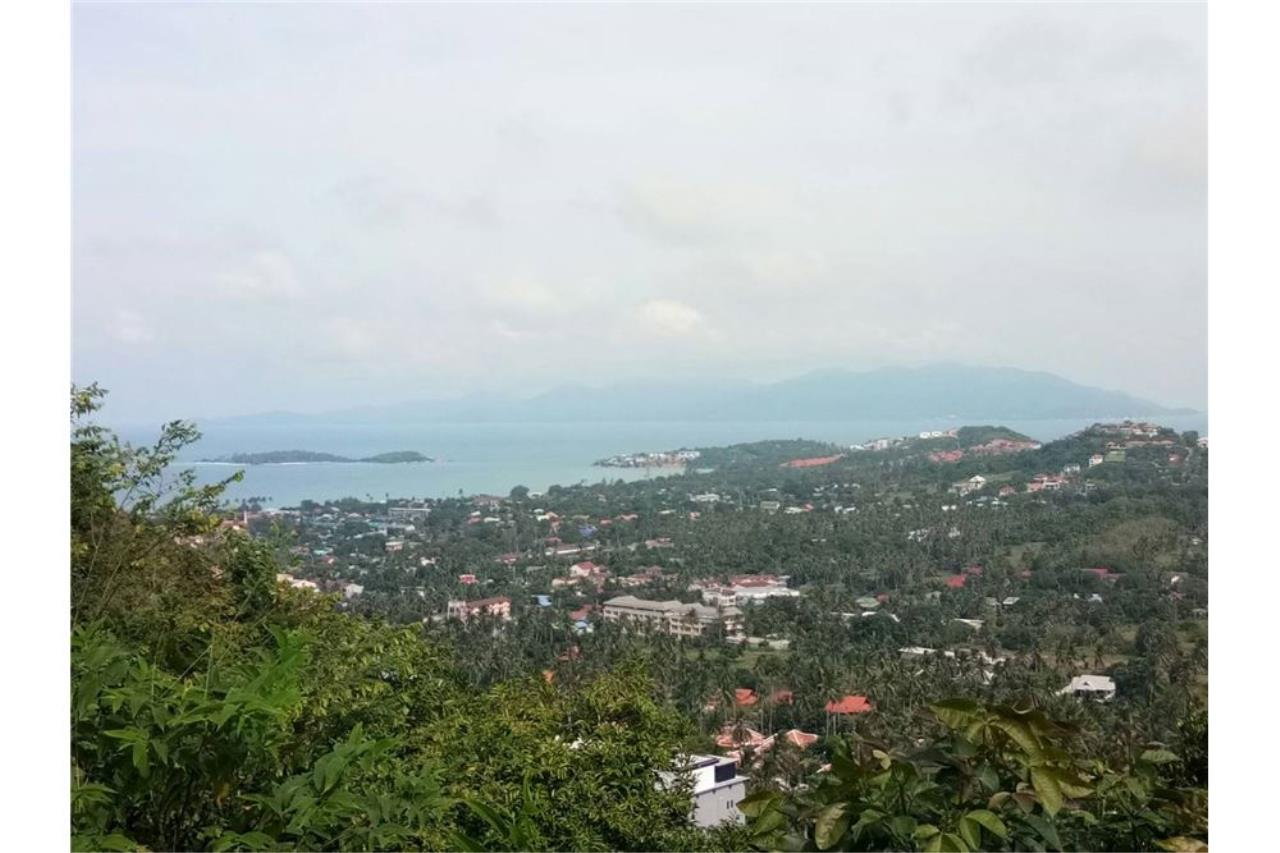 RE/MAX Island Real Estate Agency's Land for sale in Choeng Mon, Koh Samui 1