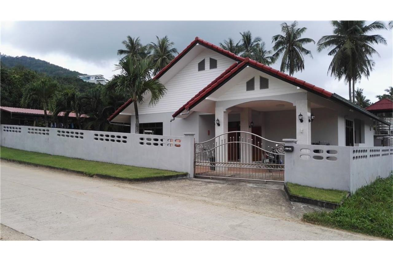 RE/MAX Island Real Estate Agency's House for sale in Bophut, Koh Samui 1