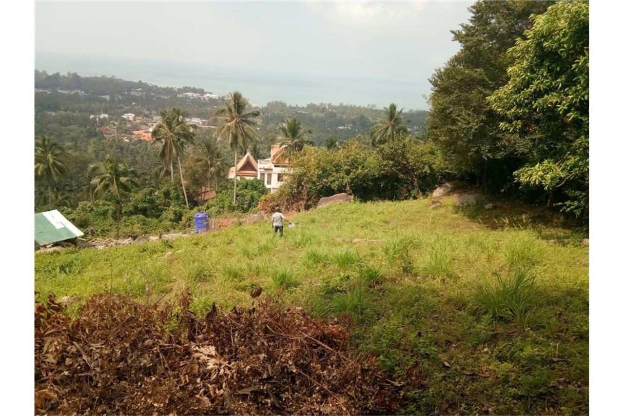 RE/MAX Island Real Estate Agency's Sea view land for sale in Nathon 9
