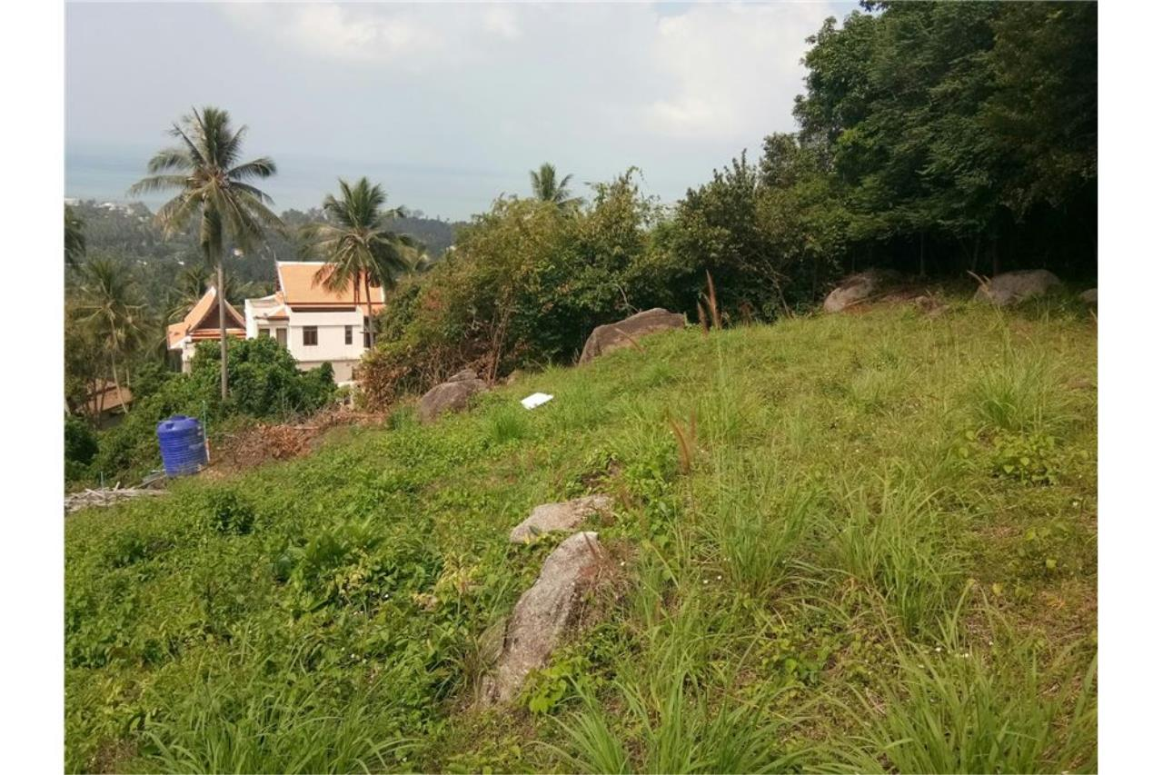RE/MAX Island Real Estate Agency's Sea view land for sale in Nathon 4
