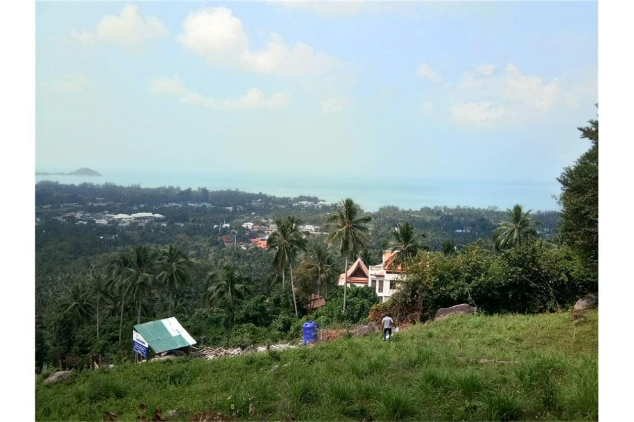 RE/MAX Island Real Estate Agency's Sea view land for sale in Nathon 1