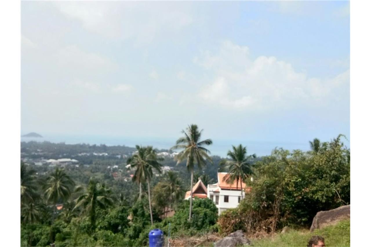 RE/MAX Island Real Estate Agency's Sea view land for sale in Nathon 3