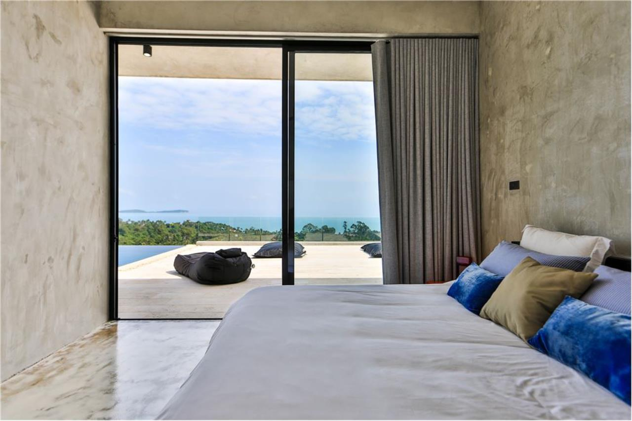 RE/MAX Island Real Estate Agency's 180° Sea view  villa for sale , Koh Samui 19