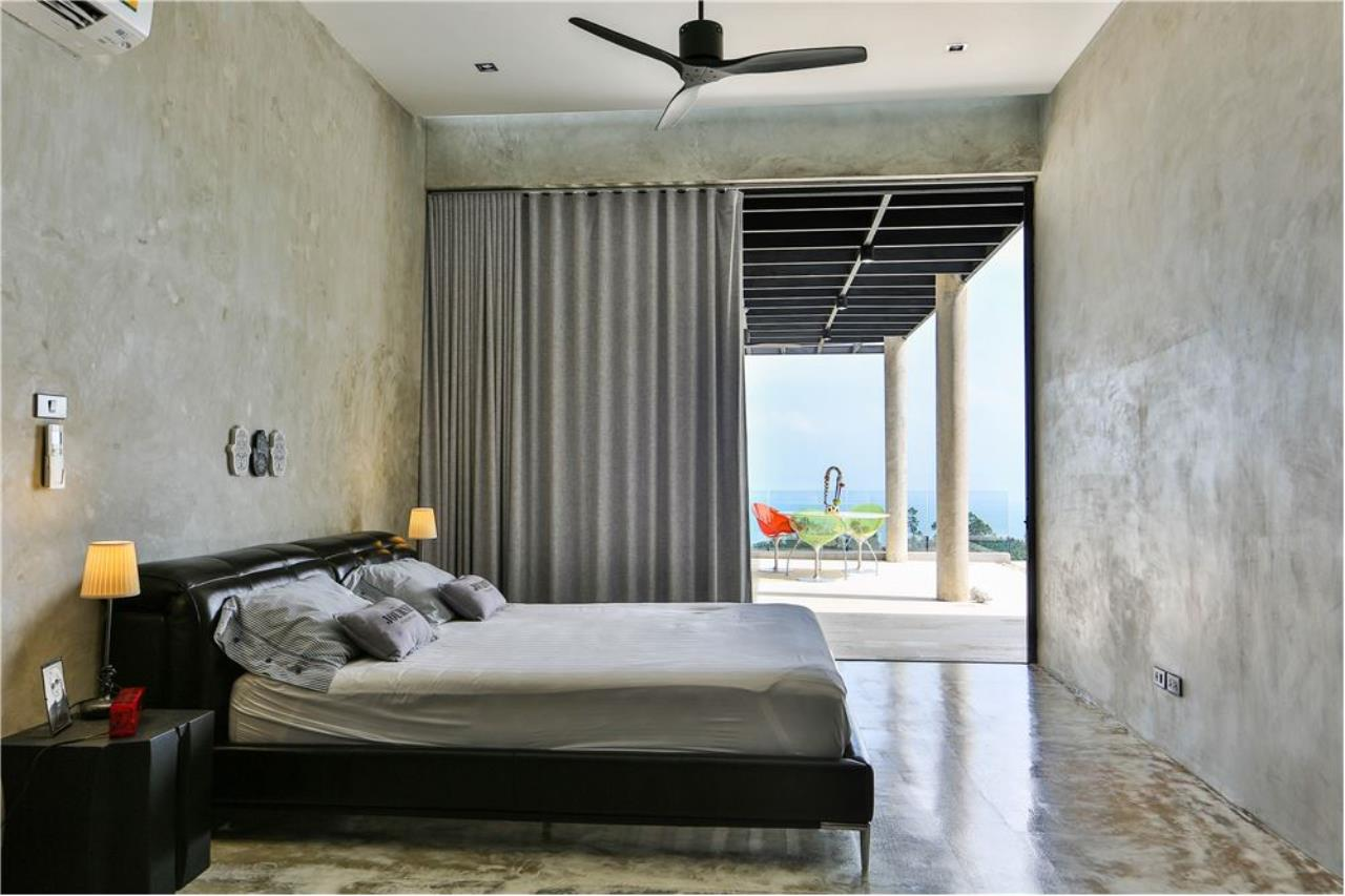 RE/MAX Island Real Estate Agency's 180° Sea view  villa for sale , Koh Samui 21