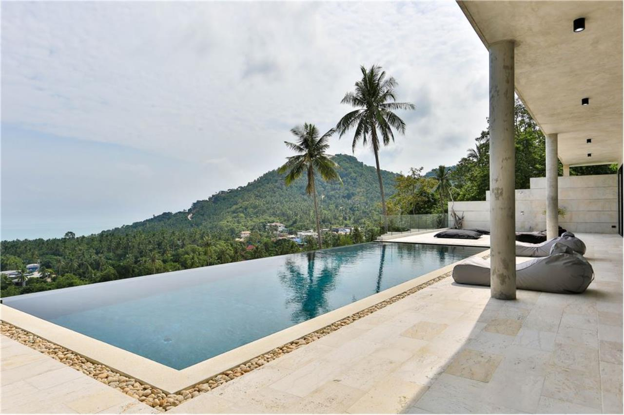RE/MAX Island Real Estate Agency's 180° Sea view  villa for sale , Koh Samui 5