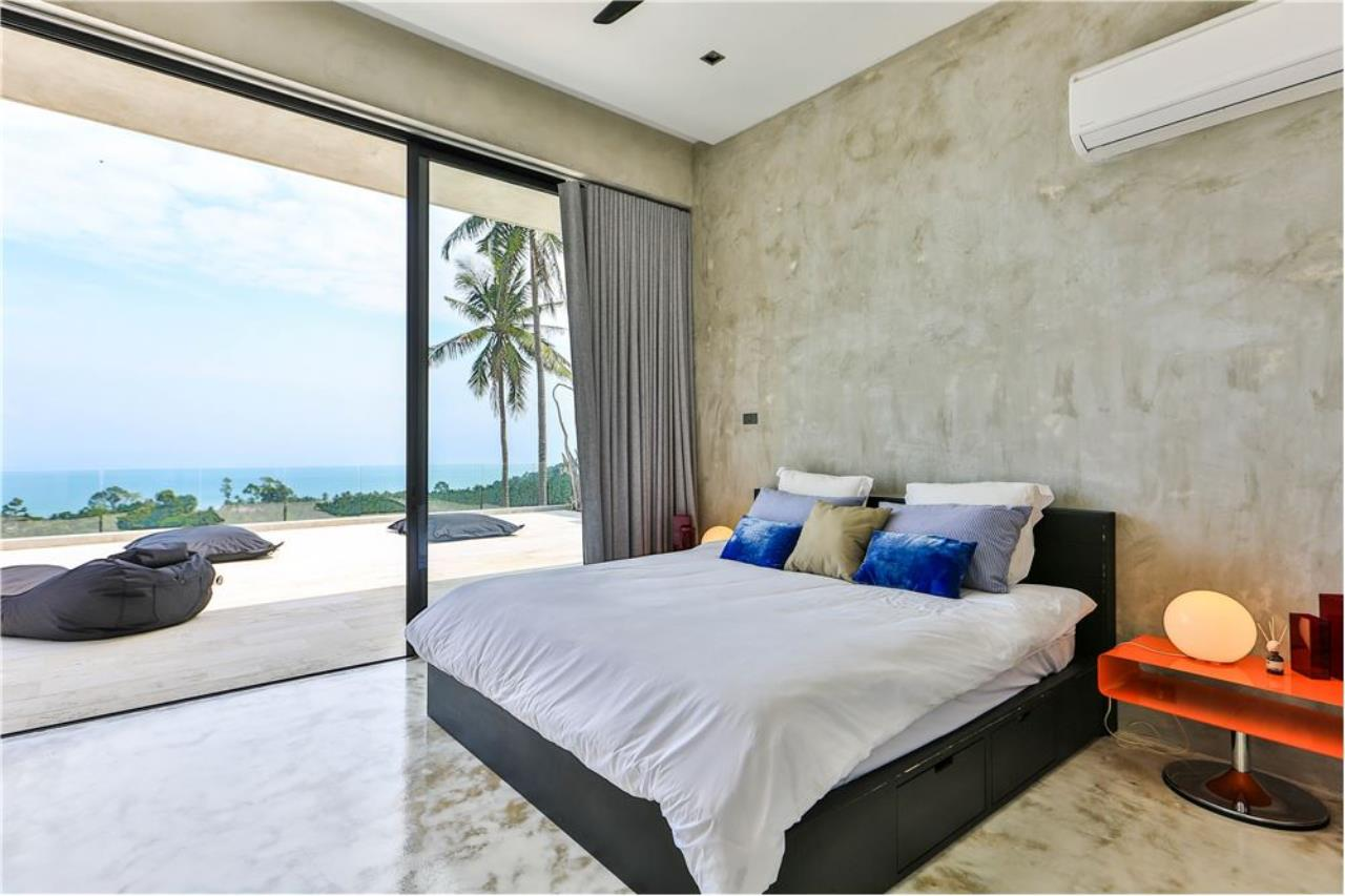 RE/MAX Island Real Estate Agency's 180° Sea view  villa for sale , Koh Samui 16