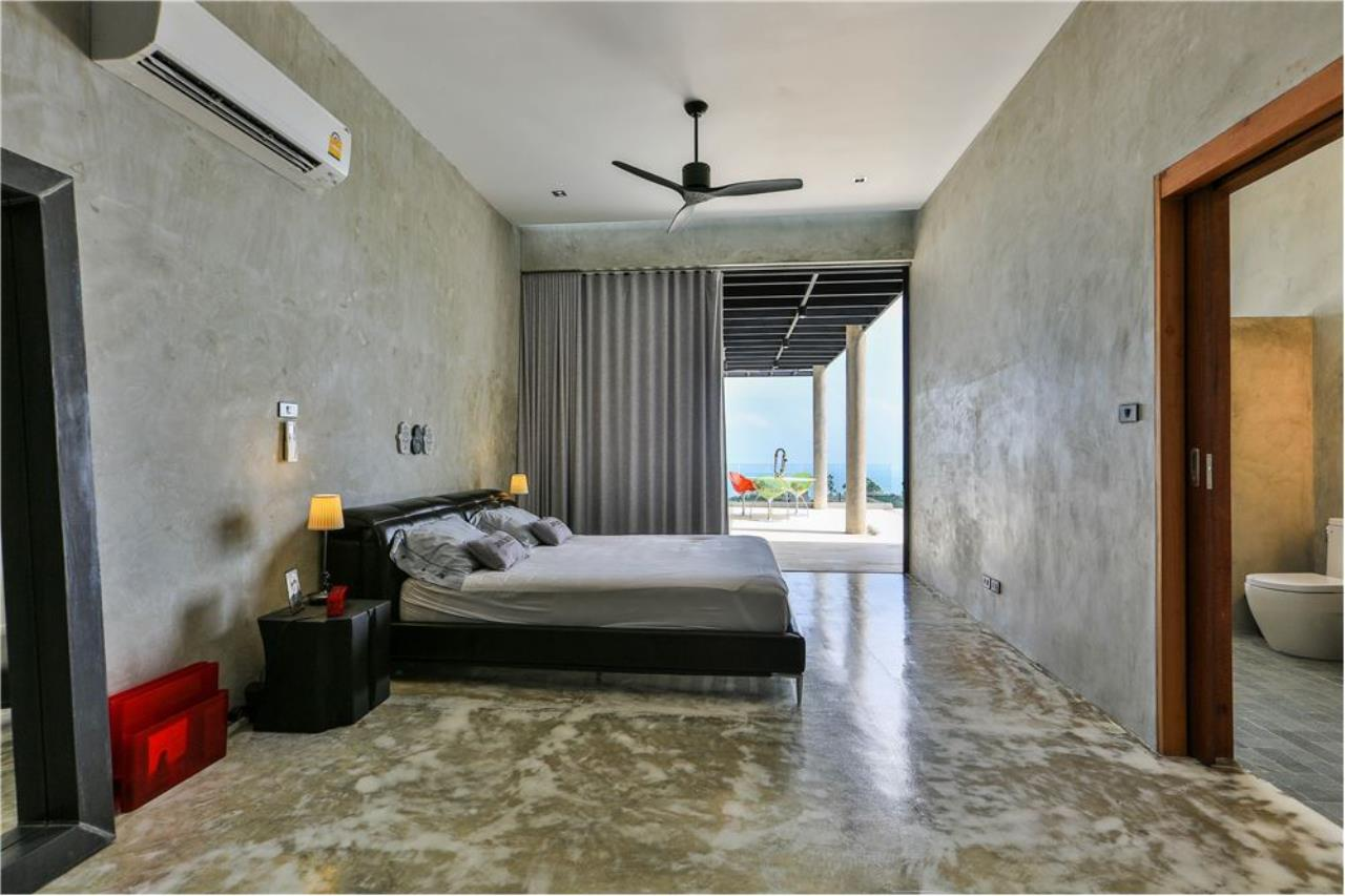 RE/MAX Island Real Estate Agency's 180° Sea view  villa for sale , Koh Samui 22