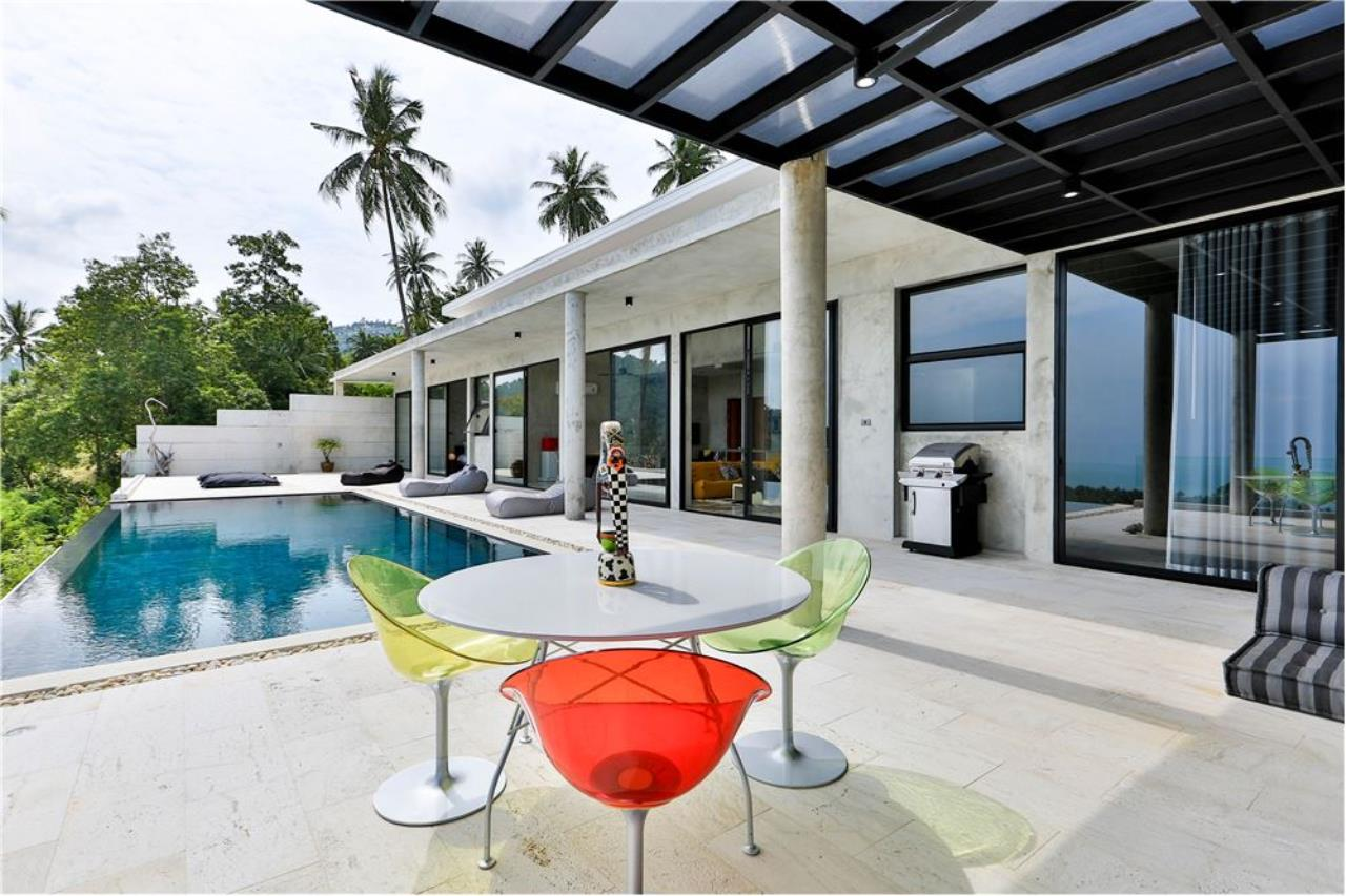 RE/MAX Island Real Estate Agency's 180° Sea view  villa for sale , Koh Samui 7