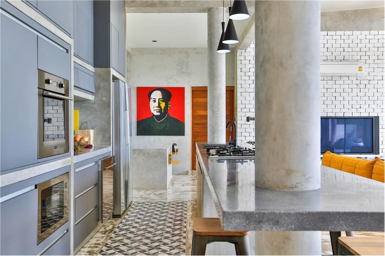 RE/MAX Island Real Estate Agency's 180° Sea view  villa for sale , Koh Samui 15