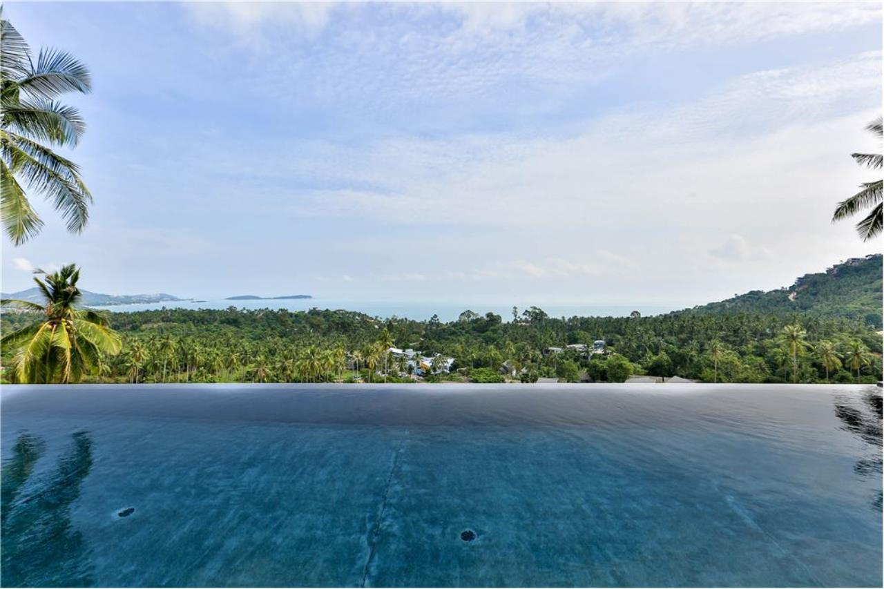 RE/MAX Island Real Estate Agency's 180° Sea view  villa for sale , Koh Samui 24