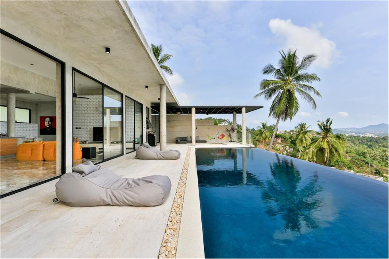 RE/MAX Island Real Estate Agency's 180° Sea view  villa for sale , Koh Samui 1
