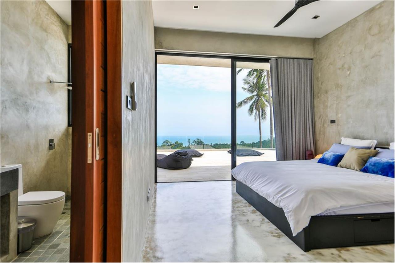RE/MAX Island Real Estate Agency's 180° Sea view  villa for sale , Koh Samui 18