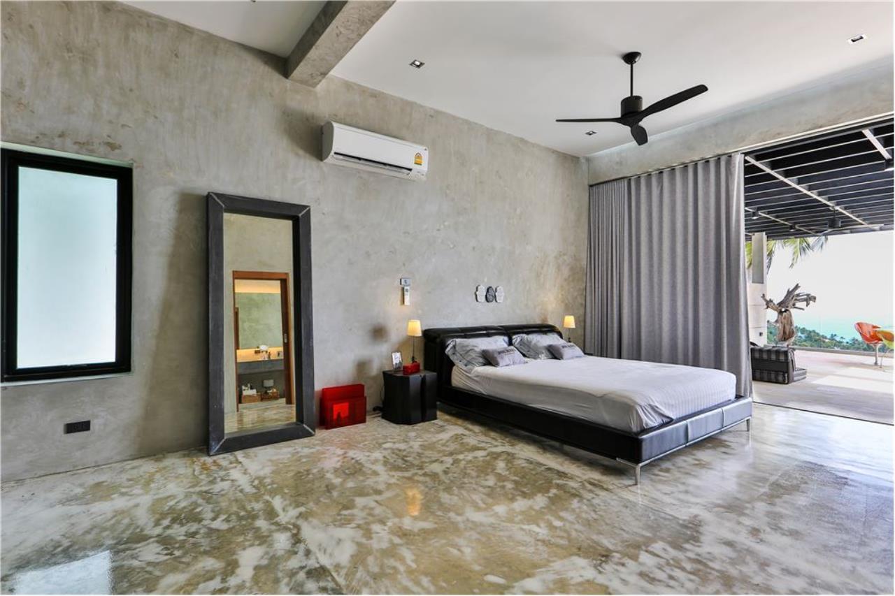 RE/MAX Island Real Estate Agency's 180° Sea view  villa for sale , Koh Samui 20