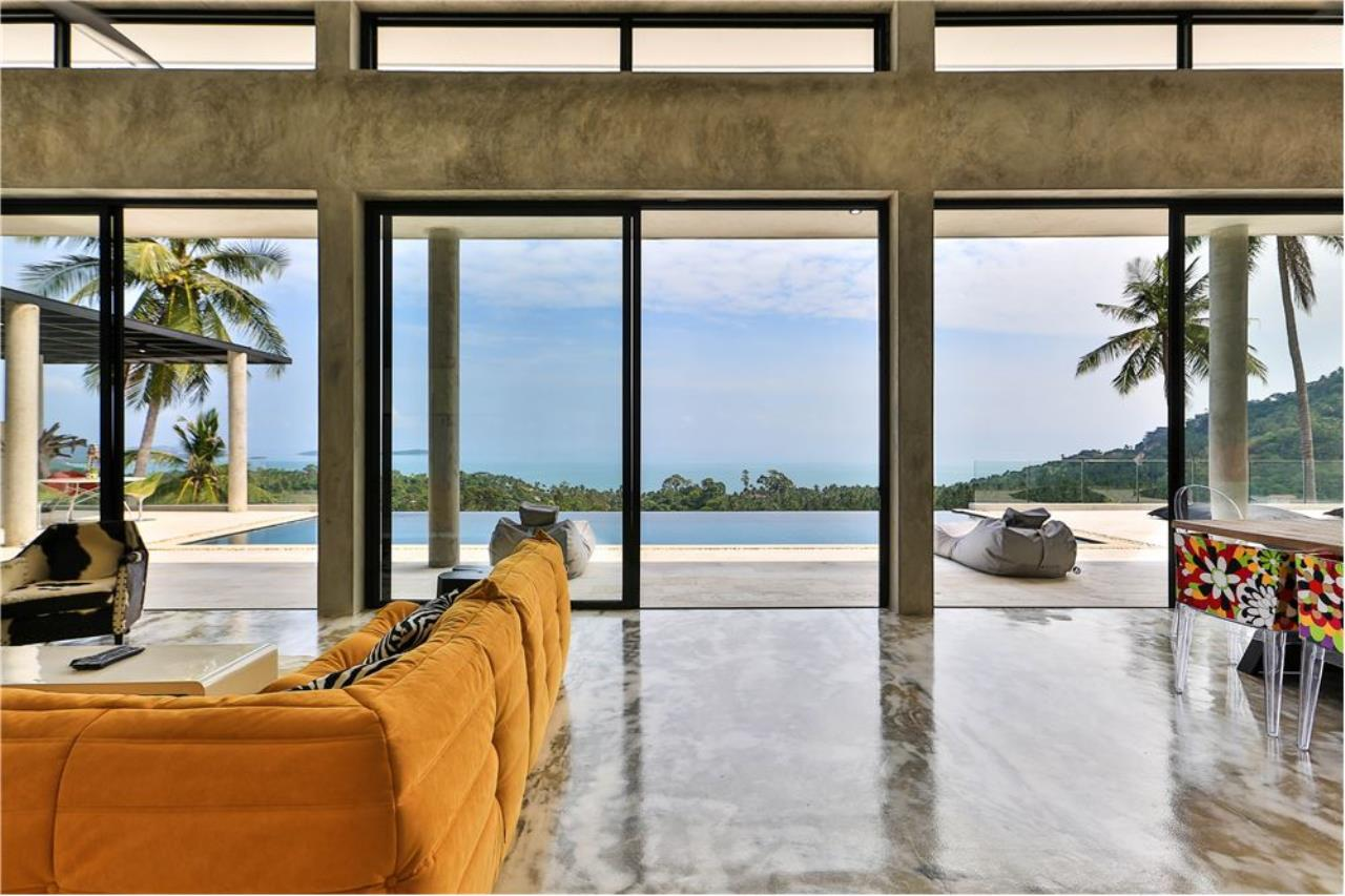 RE/MAX Island Real Estate Agency's 180° Sea view  villa for sale , Koh Samui 13