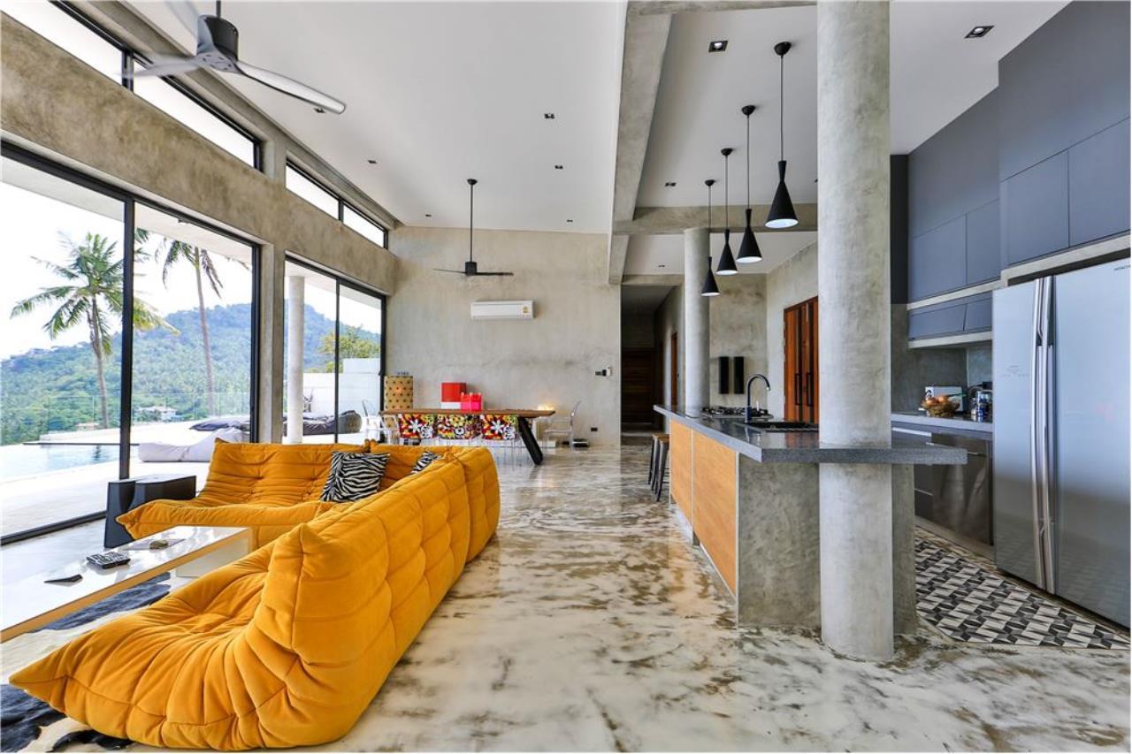 RE/MAX Island Real Estate Agency's 180° Sea view  villa for sale , Koh Samui 8