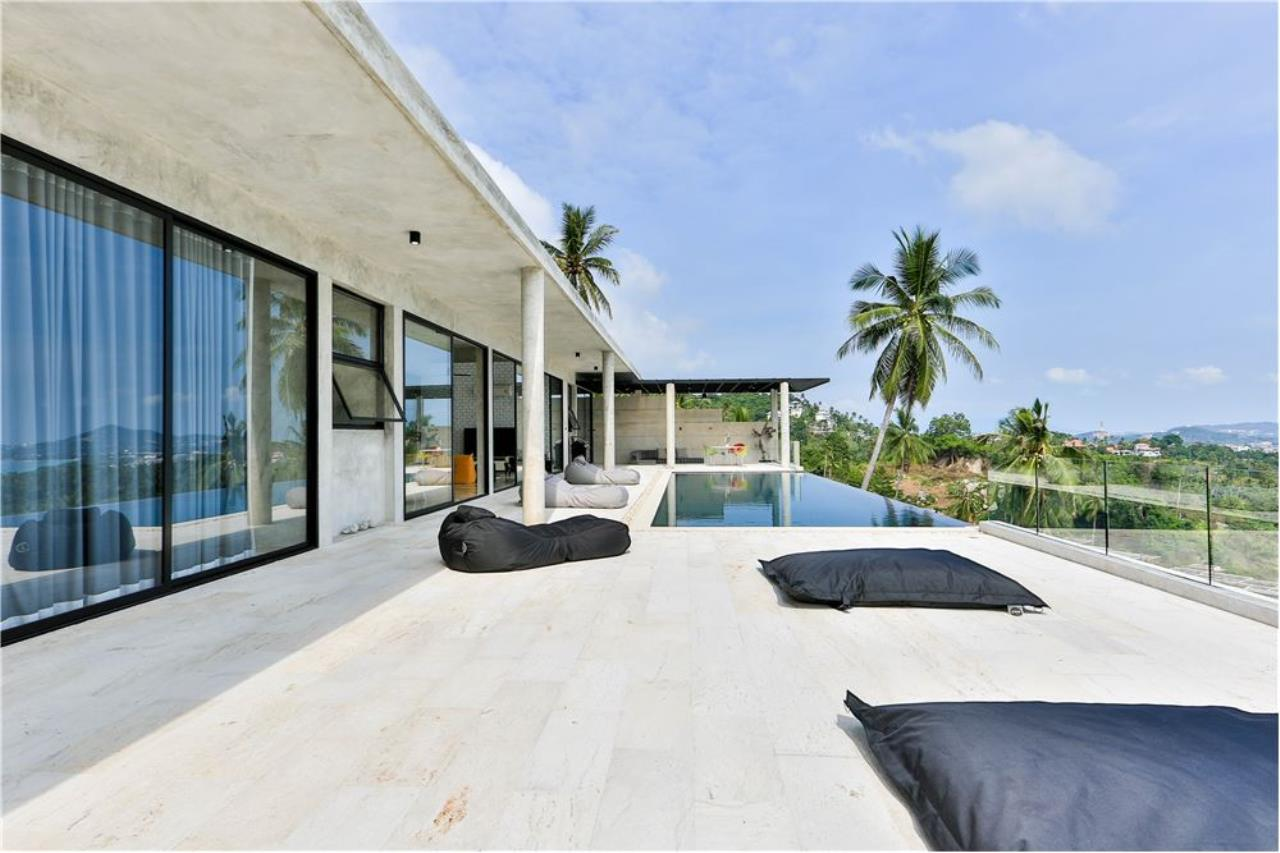 RE/MAX Island Real Estate Agency's 180° Sea view  villa for sale , Koh Samui 2