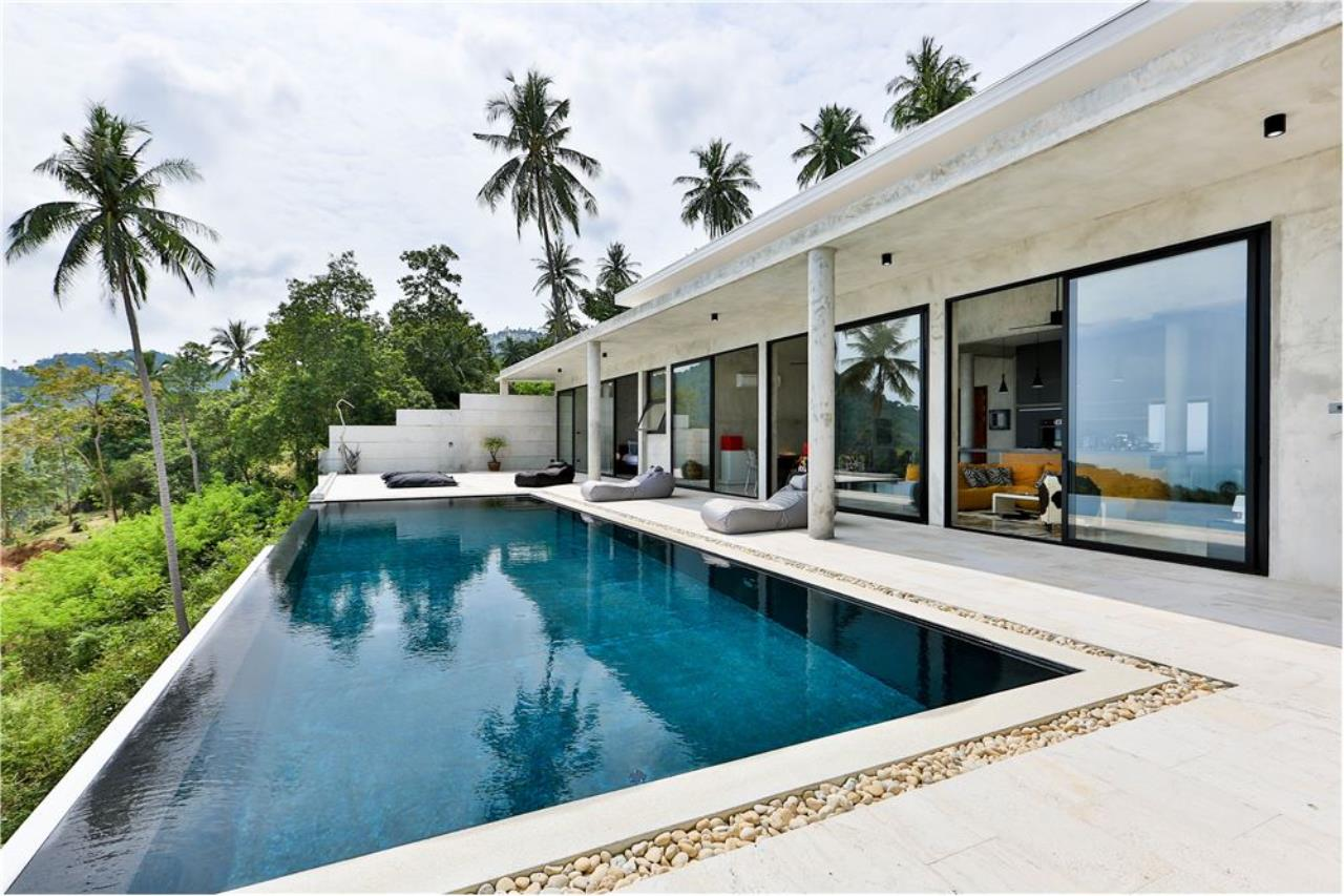 RE/MAX Island Real Estate Agency's 180° Sea view  villa for sale , Koh Samui 28