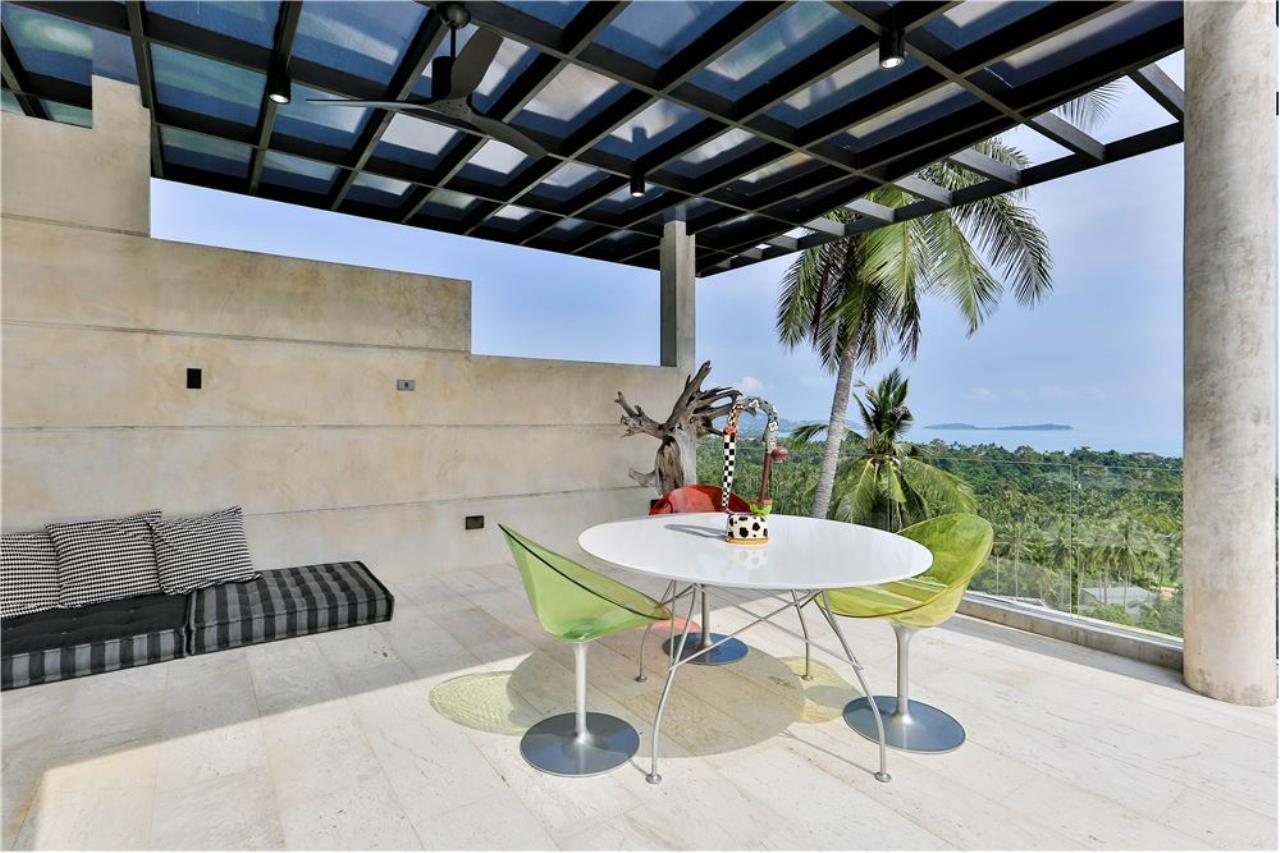 RE/MAX Island Real Estate Agency's 180° Sea view  villa for sale , Koh Samui 3