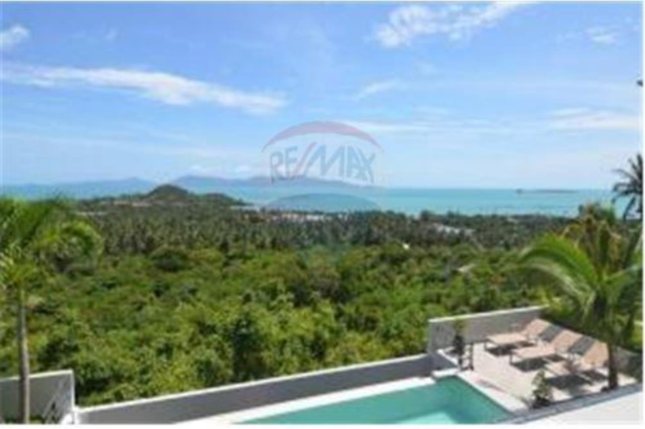 RE/MAX Island Real Estate Agency's 2 PRIVATE POOL SEA VIEW VILLAS FOR SALE IN MAE NAM 13