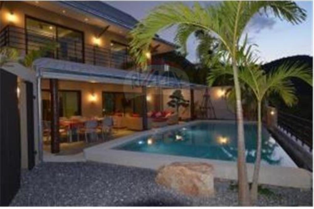 RE/MAX Island Real Estate Agency's 2 PRIVATE POOL SEA VIEW VILLAS FOR SALE IN MAE NAM 3