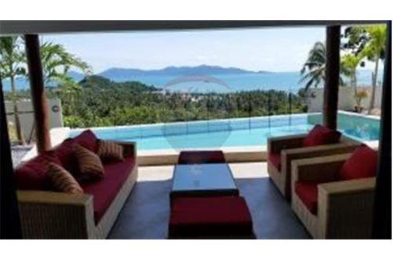 RE/MAX Island Real Estate Agency's 2 PRIVATE POOL SEA VIEW VILLAS FOR SALE IN MAE NAM 1