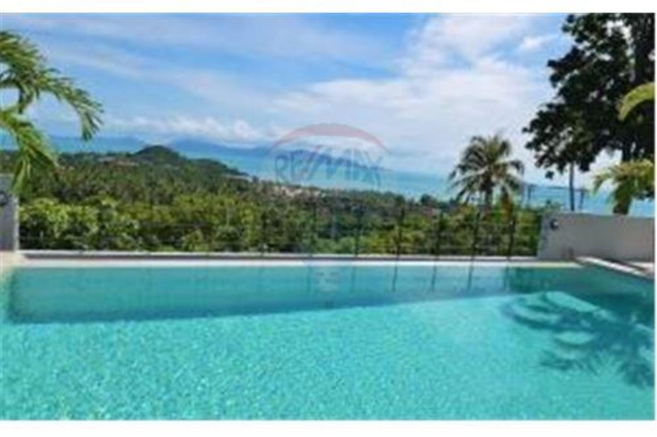 RE/MAX Island Real Estate Agency's 2 PRIVATE POOL SEA VIEW VILLAS FOR SALE IN MAE NAM 4